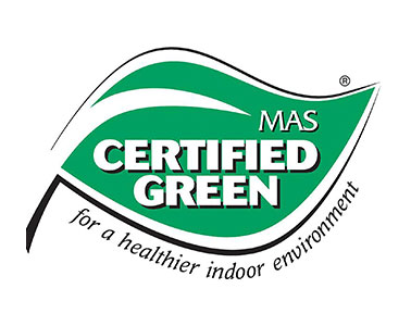 MAS CERTIFIED GREEN®